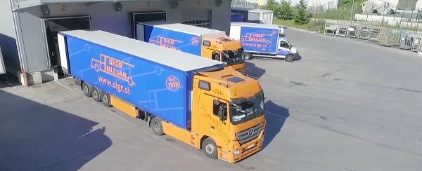 Tovorna in dostavna vozila