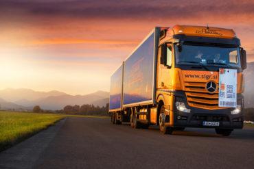 Sigr Bizjak tovorno vozilo/spredaj#2